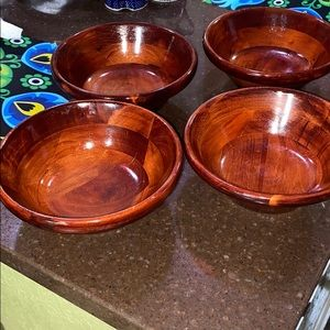 Other - Wooden bowls